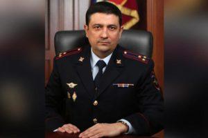 Астраханец назначен замминистра внутренних дел Хакасии