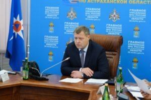 Игорь Бабушкин пригрозил нарушающим пожарную безопасность ТЦ закрытием