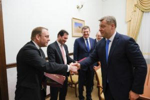 Немцы оценят экономическую эффективность портовой ОЭЗ в Астраханской области