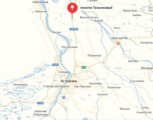 Всем жителям астраханского поселка Тальниковый могут сделать тест на коронавирус