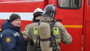 В Астрахани из горящего дома спасли 19 человек