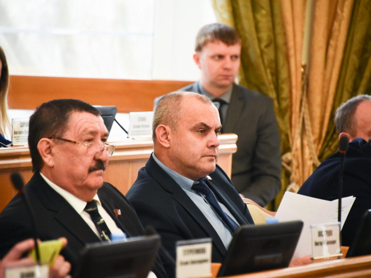 Коммунисты призвали депутатов к совести и проголосовали против поправок в Конституцию