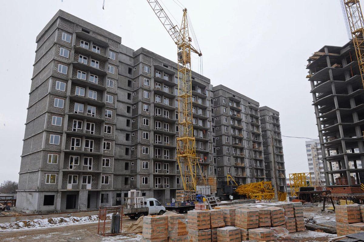 В Астрахани готовят 23 участка для комплексной застройки территорий