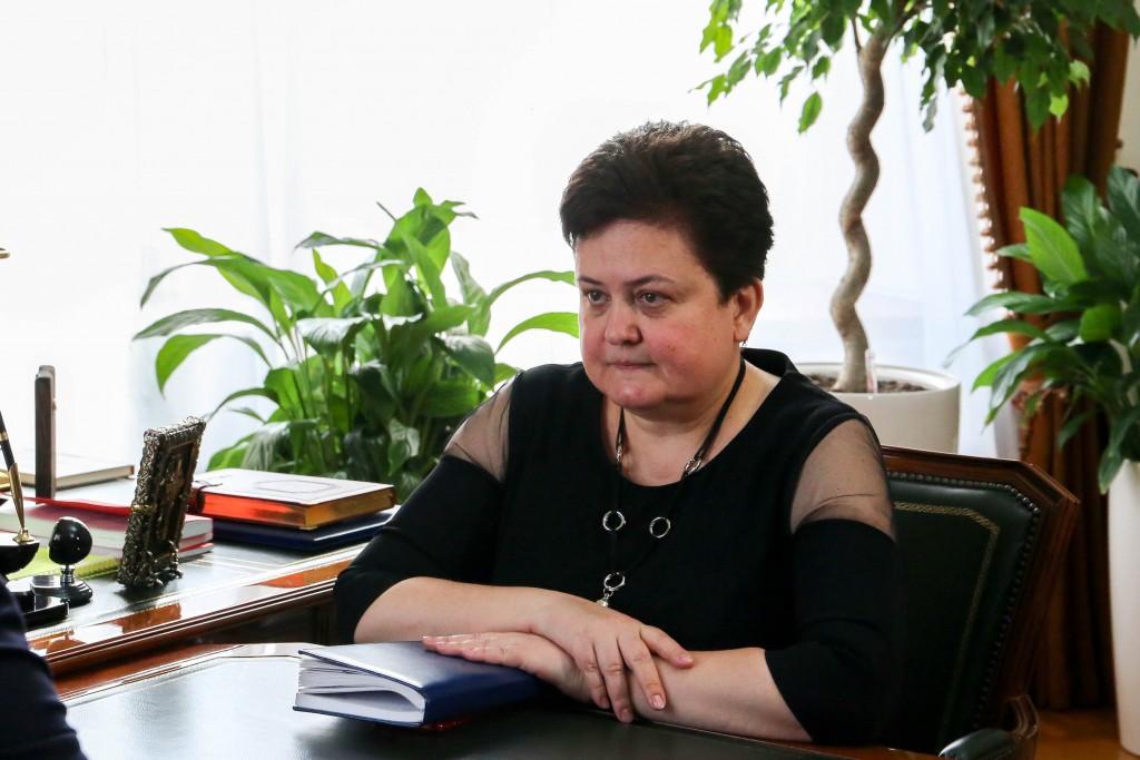 Новой главой Астрахани единогласно избрана Мария Пермякова
