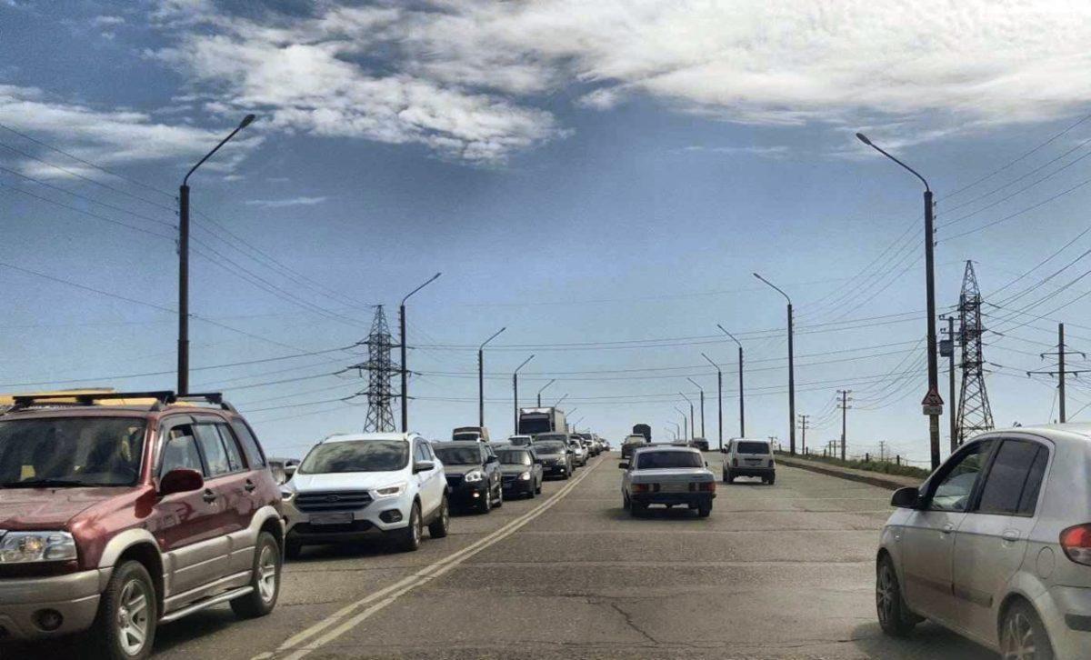 В Астрахани готовятся к капремонту Кубанского моста