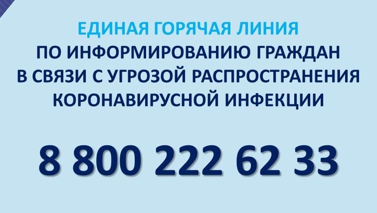 В Астрахани заработала горячая линия по коронавирусу