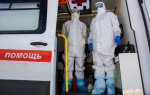 От коронавируса скончался еще один житель Астраханской области