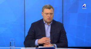 Игорь Бабушкин: В ближайшее время в Астраханскую область поступит 200 тысяч масок
