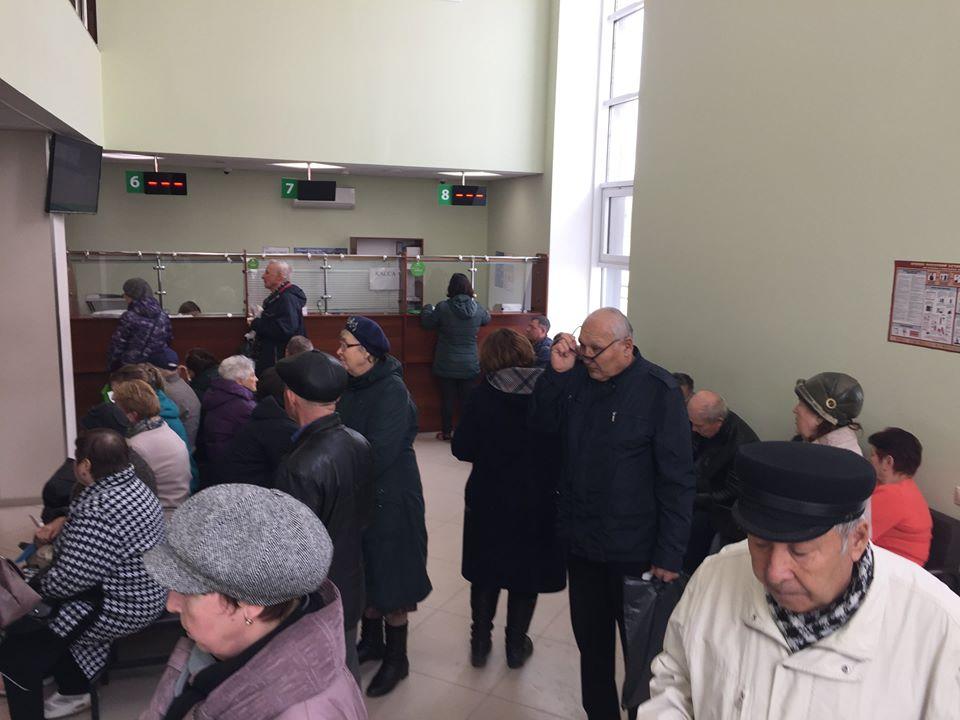 Олег Шеин рассказал об очередях пенсионеров в центрах соцзащиты