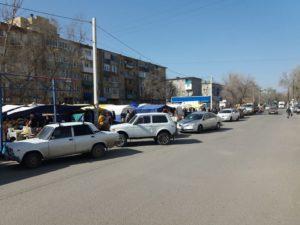 Астраханцы бросились на ярмарки выходного дня