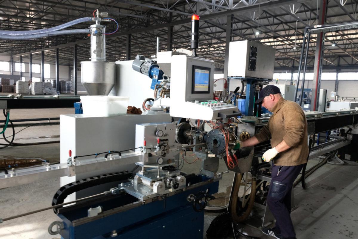 Резидент ОЭЗ «Лотос» начал промышленный выпуск трубок капельного орошения