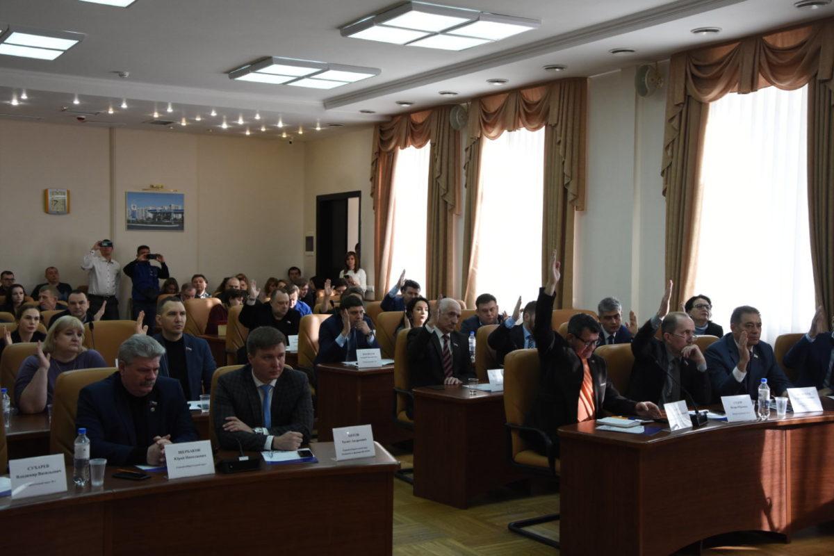 Депутаты выбрали главой администрации Астрахани Марию Пермякову