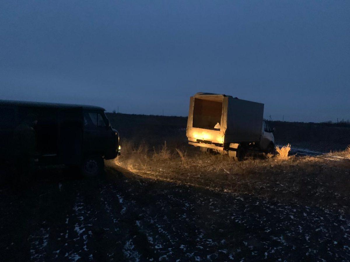 В Астраханской области поймали браконьеров