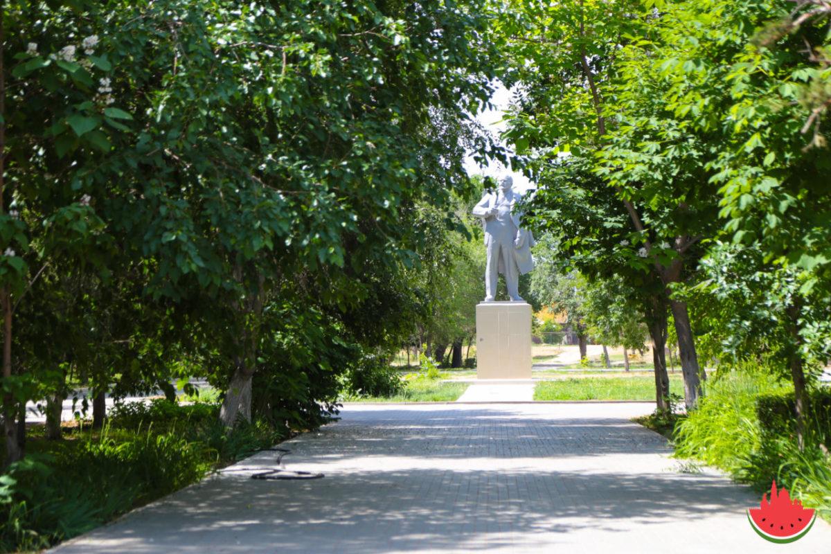 Астраханская область установила температурный рекорд