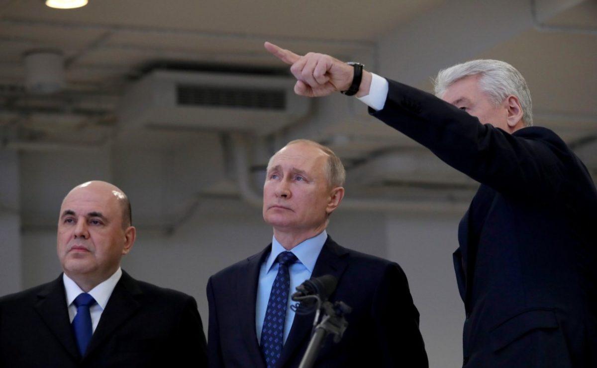 Путин посоветовал россиянам не запасаться едой
