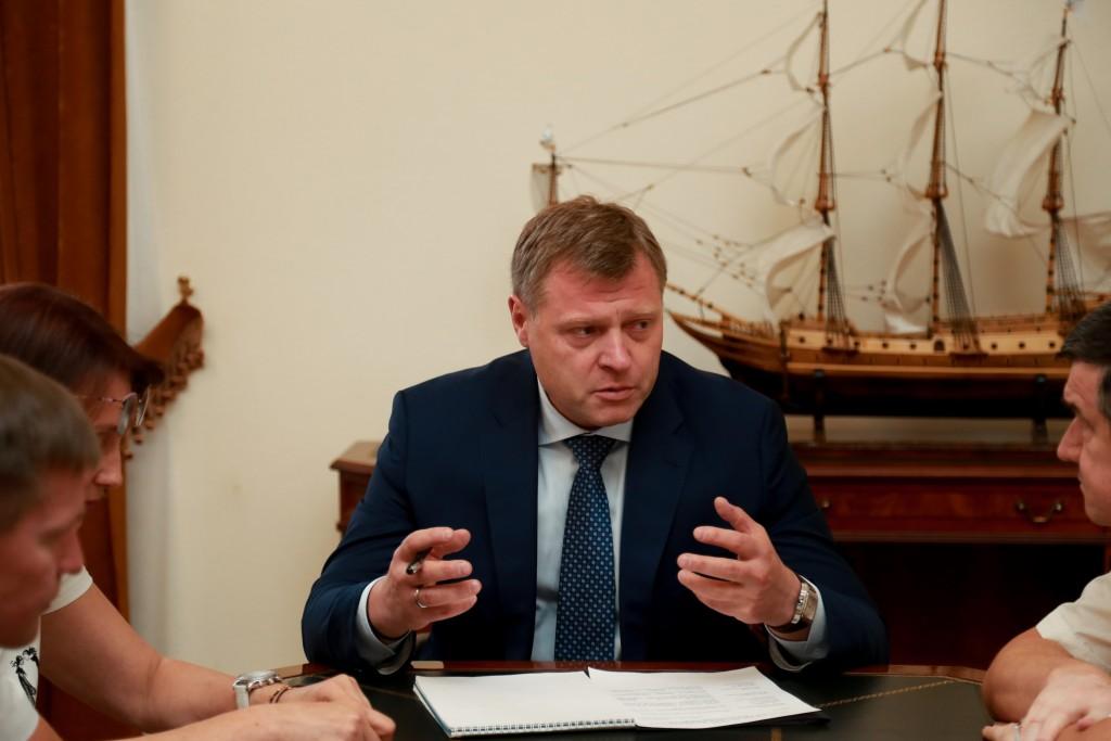 Игорь Бабушкин — депутатам: «У вас историческая миссия»