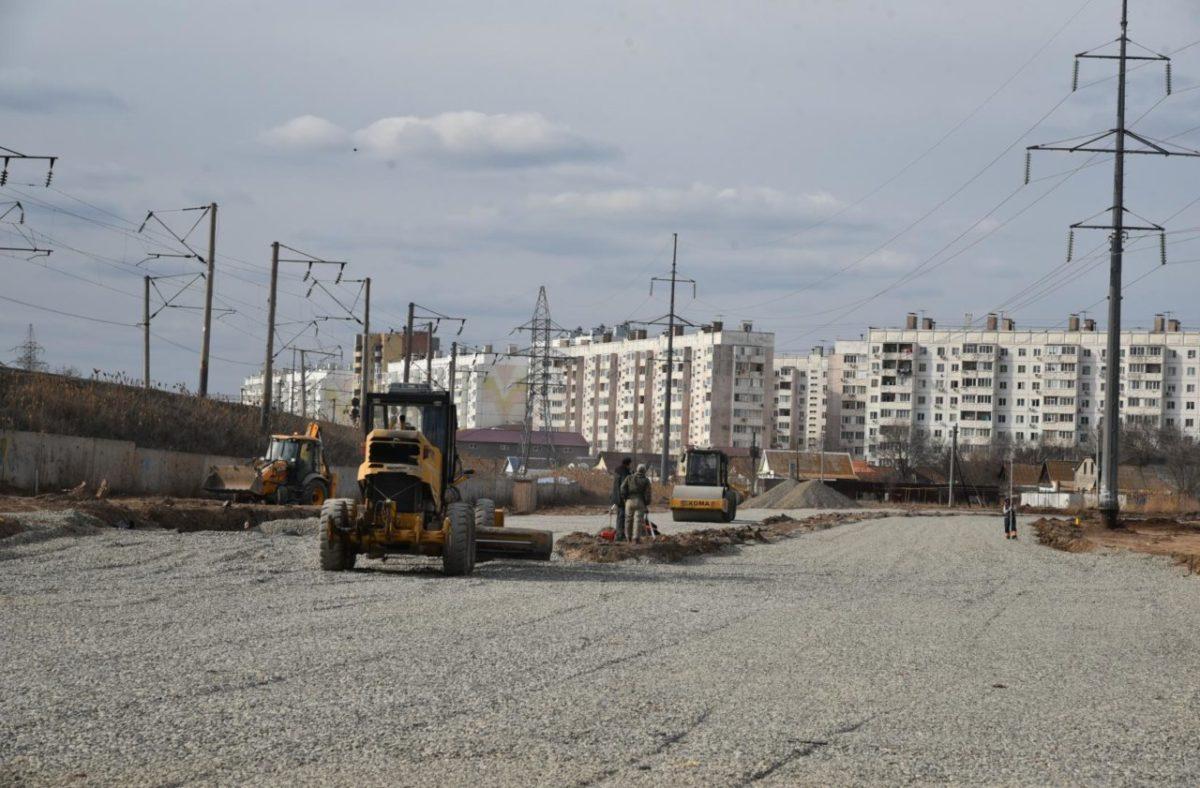 Новый выезд с улицы Куликова на Спутник будет готов уже осенью
