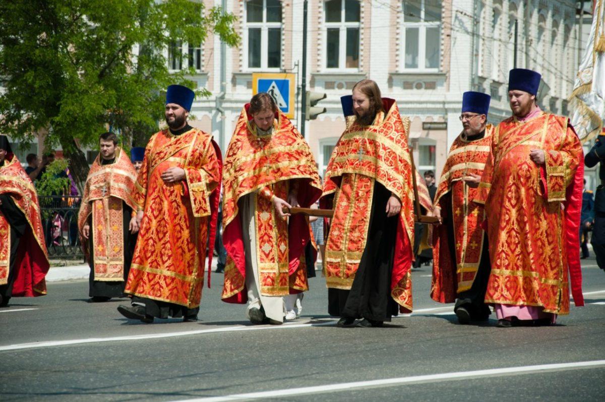 Астраханская епархия отменяет общегородской Крестный ход