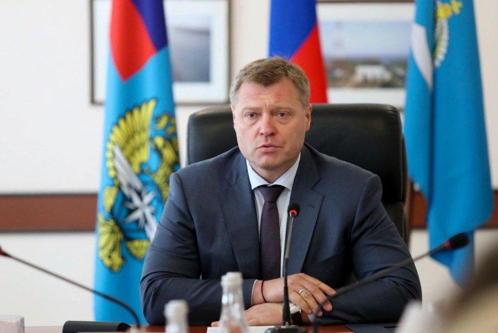 Игорь Бабушкин обратился к жителям Астраханской области
