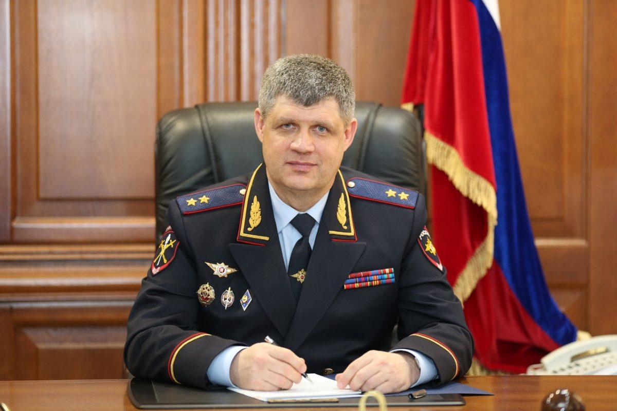 Игорь Ромашкин: «Наша цель установить 20 новых пунктов полиции»