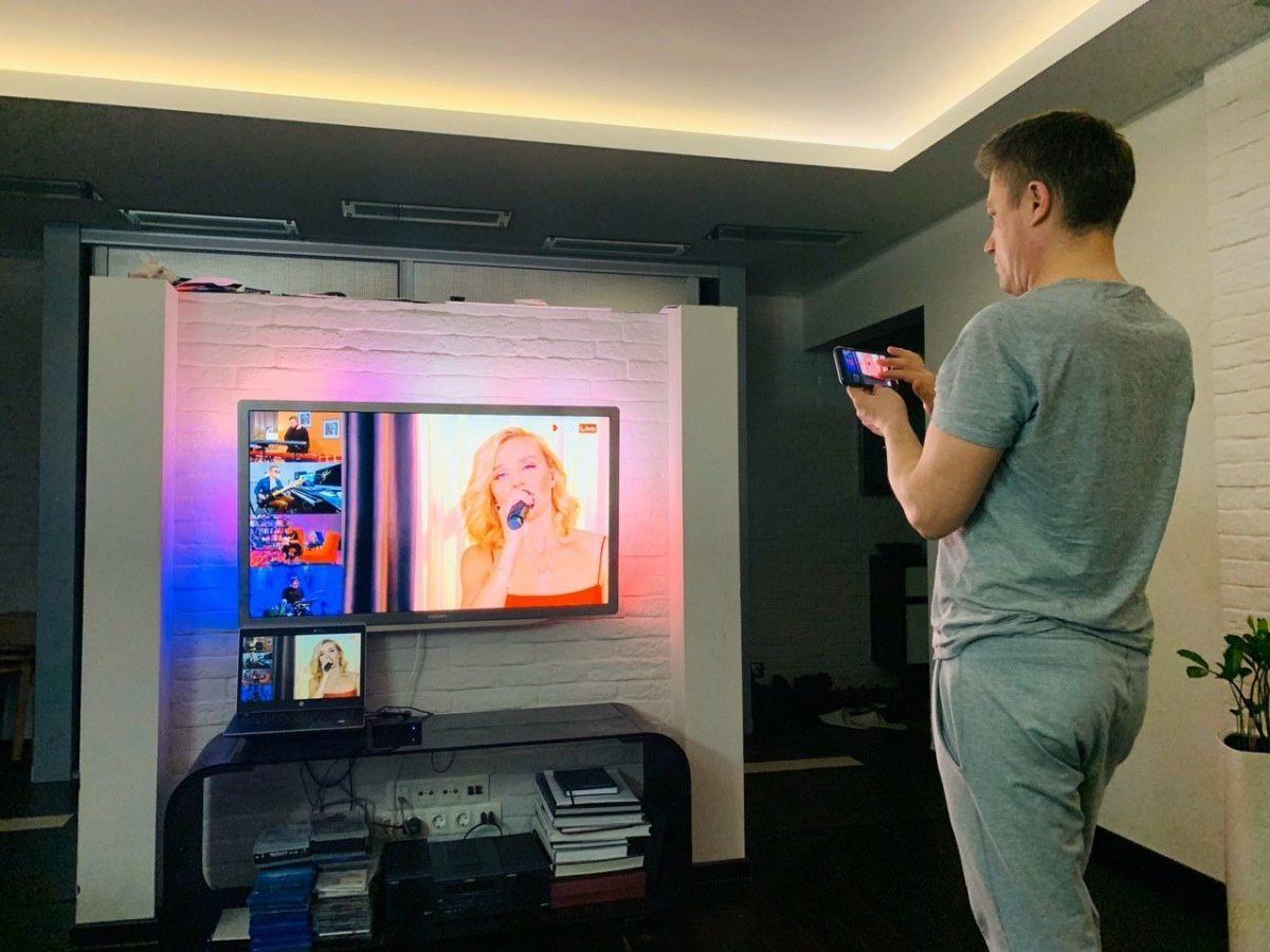 Онлайн-концерт Полины Гагариной с премьерой песни в Wink смотрели с 530тысяч устройств