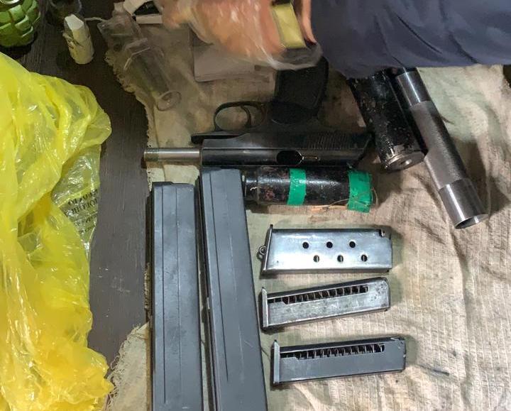 ФСБ и МВД поймали подпольных производителей боеприпасов