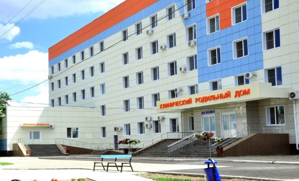 В Астраханском клиническом роддоме временно не принимают
