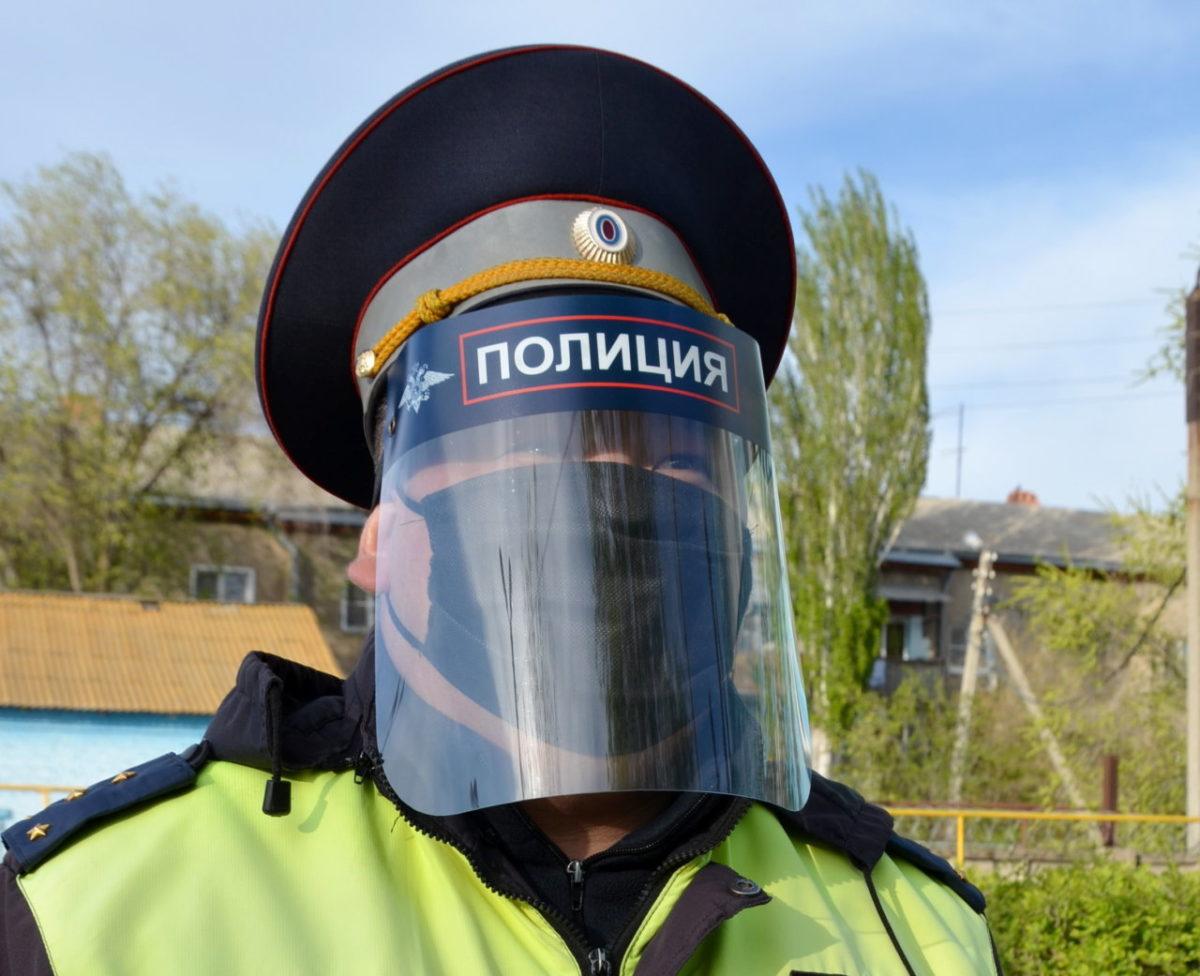 На камызякского лихача, сбившего полицейских, завели уголовное дело