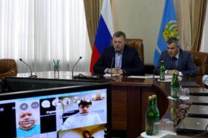 Игорь Бабушкин сообщил о планах по наращиванию темпов строительства