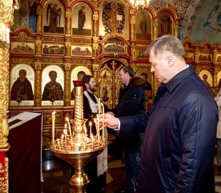 Игорь Бабушкин призвал астраханцев встречать Пасху дома