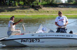 Московские рыбаки не меняют планов и собираются в Астрахань
