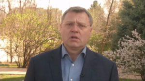 Все очень серьезно: Игорь Бабушкин снова обратился к астраханцам