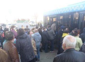 В Астрахани собираются вернуть маршрутки обратно