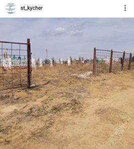 Астраханские полицейские оперативно нашли пропавшее с кладбища ограждение