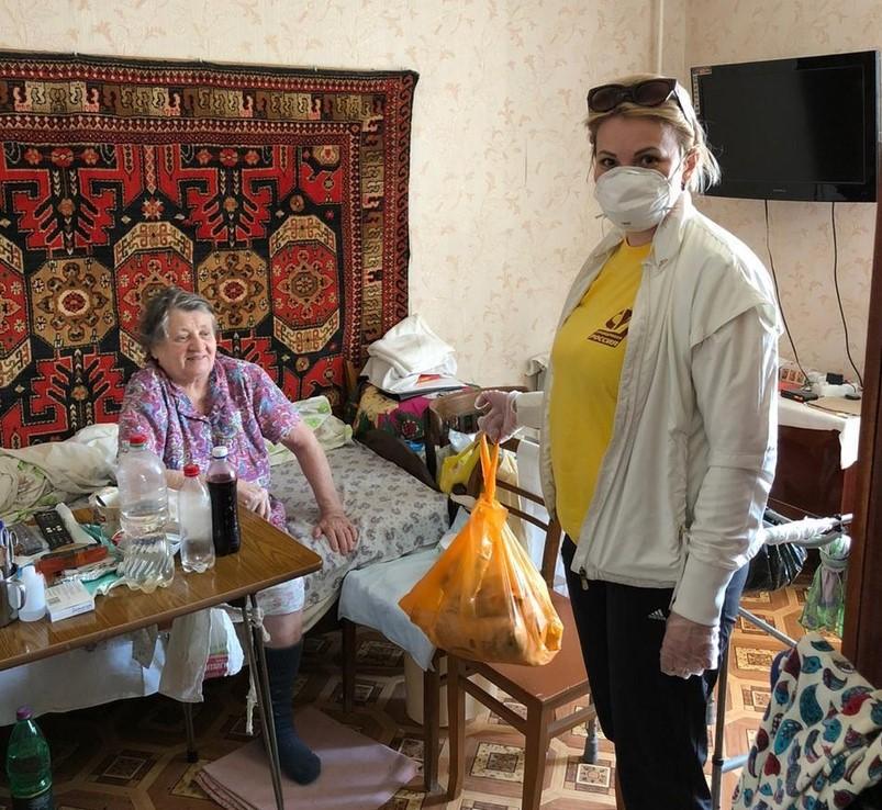 Астраханцы получают помощь от «Справедливой России»