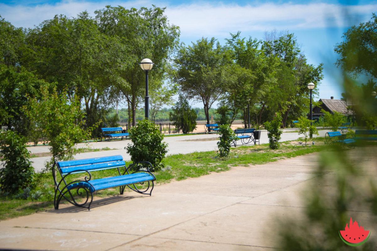 Астраханцам предлагают выбрать места для благоустройства