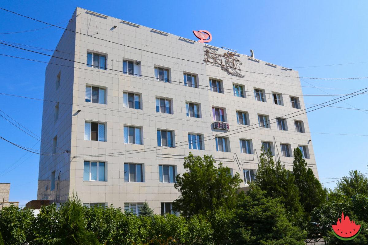 Кировская больница Астрахани вышла с карантина