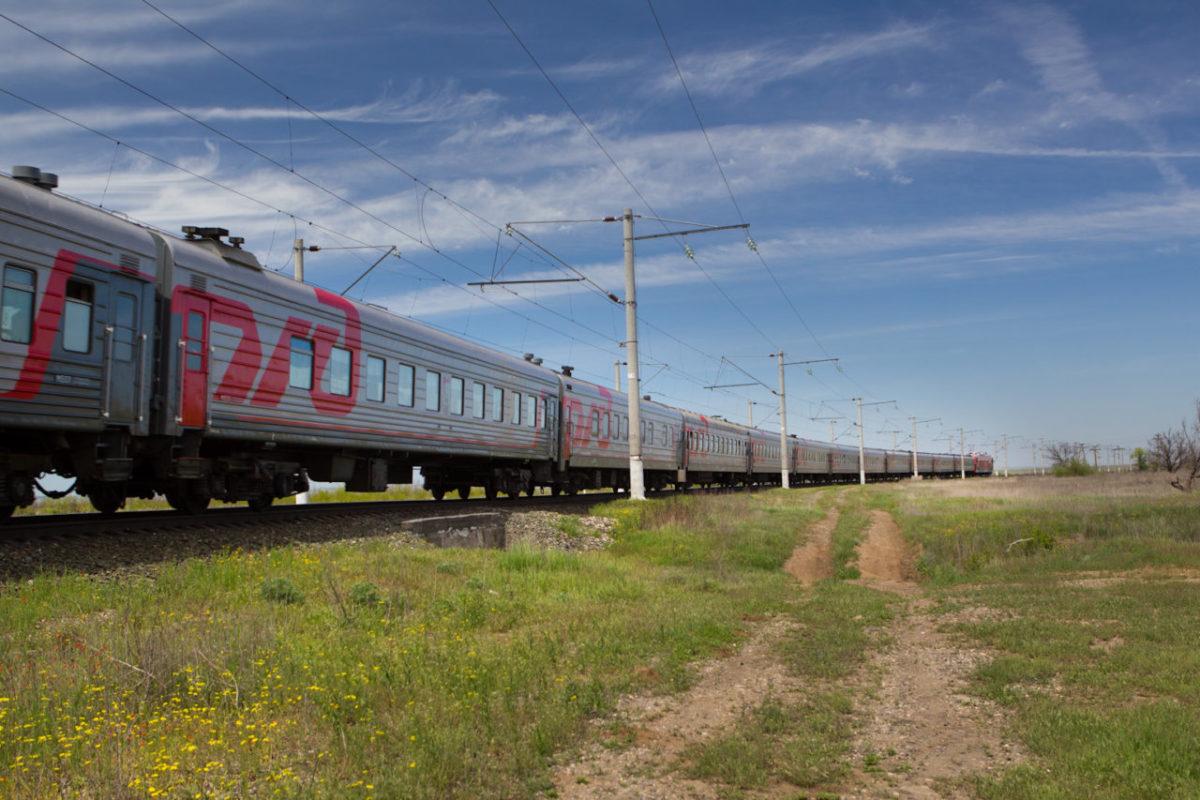Астраханцы смогут добраться до Черного моря прямым поездом