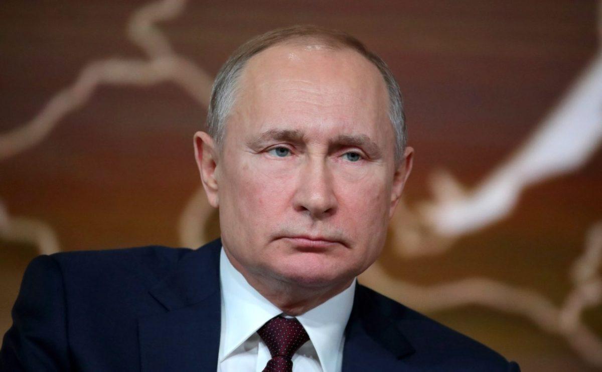 Путин перенес дату окончания Второй мировой войны