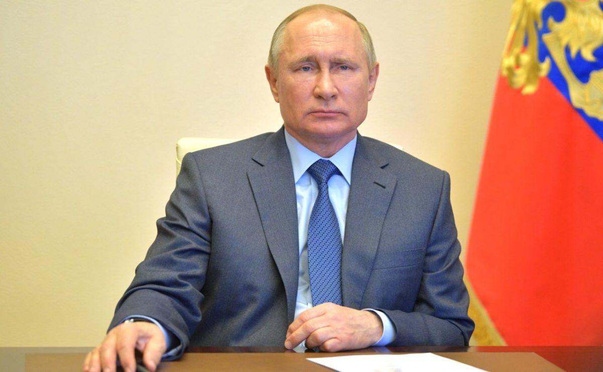 Путин рассказал о сдерживании распространения коронавируса
