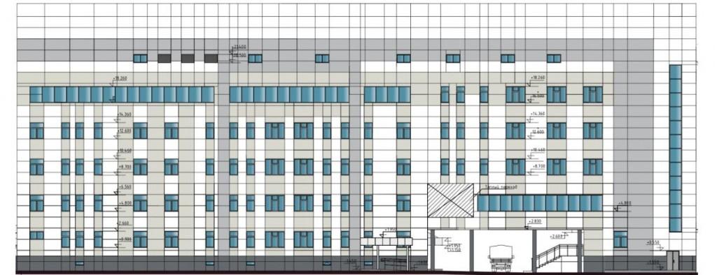 Новый перинатальный центр в Астрахани будет построен в срок