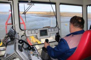 Завод «Лотос» будет строить дноуглубительный флот