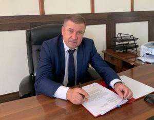 Назначен новый начальник управления по коммунальному хозяйству горадминистрации