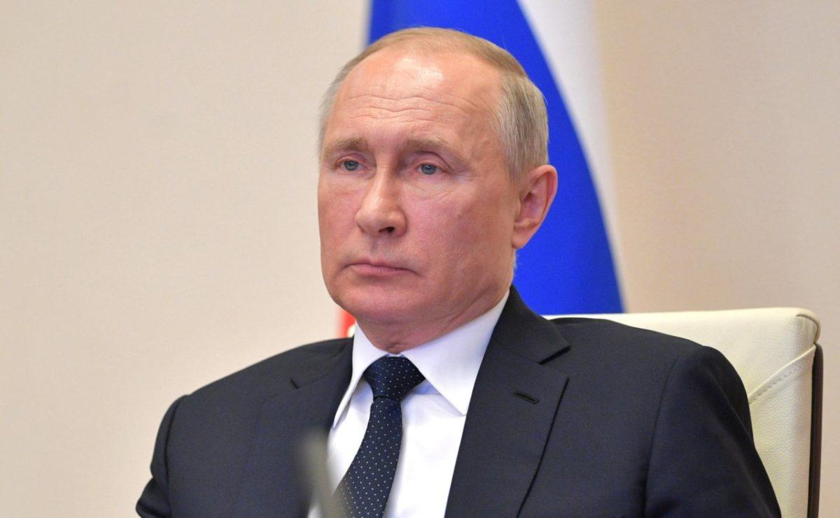 Игорь Бабушкин поздравил Путина с 68-летием