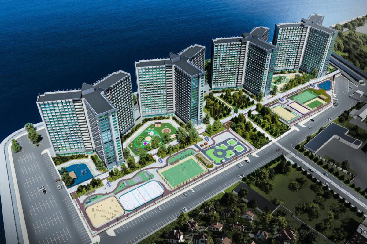 Портал ЕРЗ назвал лучший астраханский жилой комплекс: им стал ЖК «Атмосфера» на ул. Бехтерева