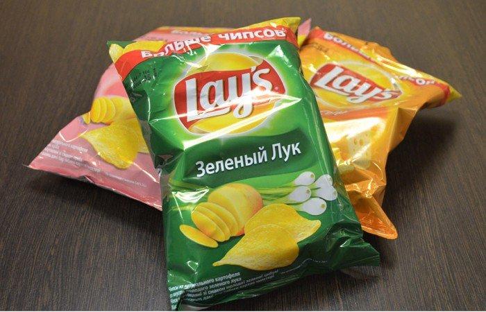 Астраханский картофель закупают для производства чипсов Lays