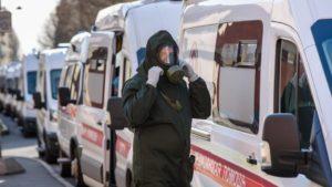 Новый рекорд по заражению коронавирусом выявили в Астраханской области