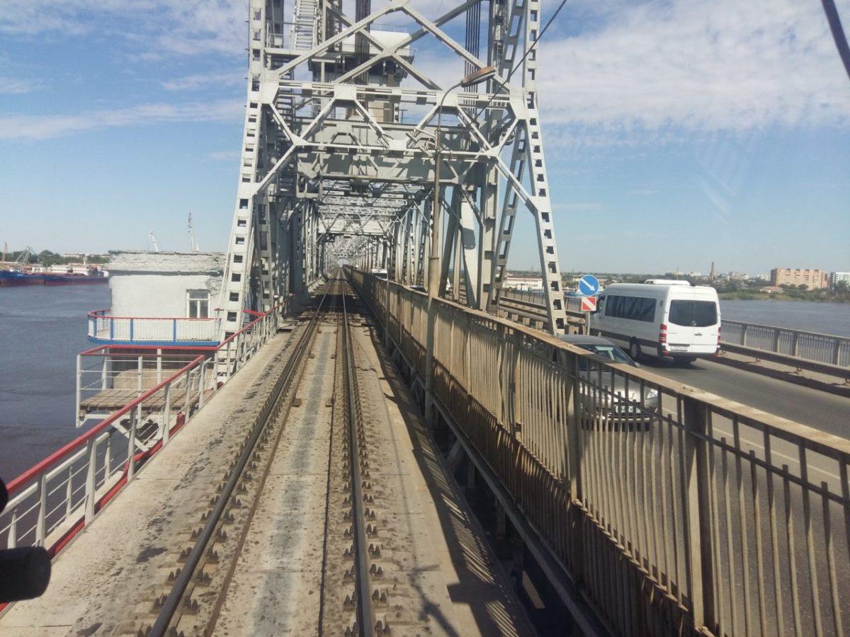 В Астрахани разведут Старый мост