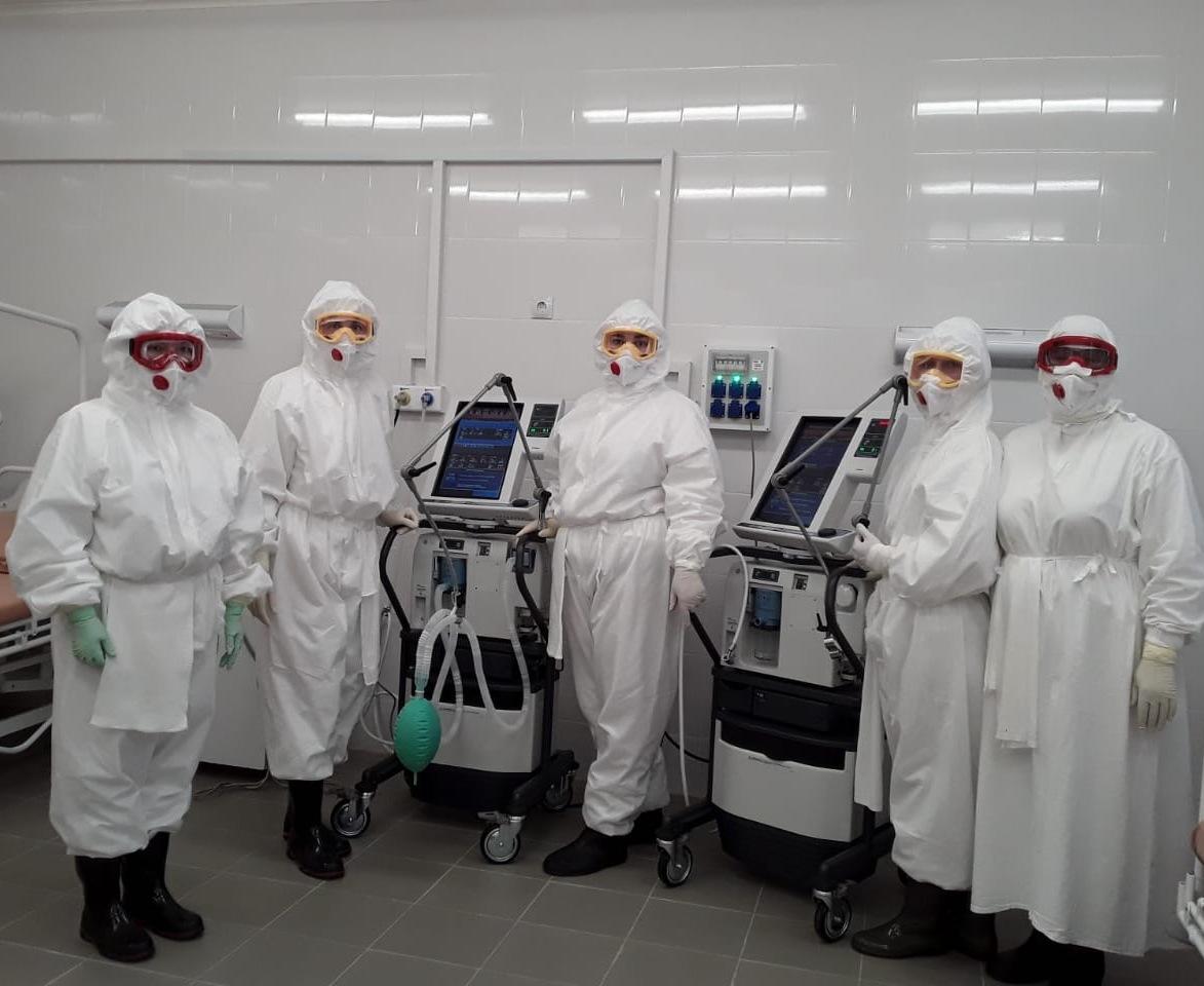 Астраханский врач о коронавирусе: «Пациенты ловят каждую частичку воздуха и это страшно»