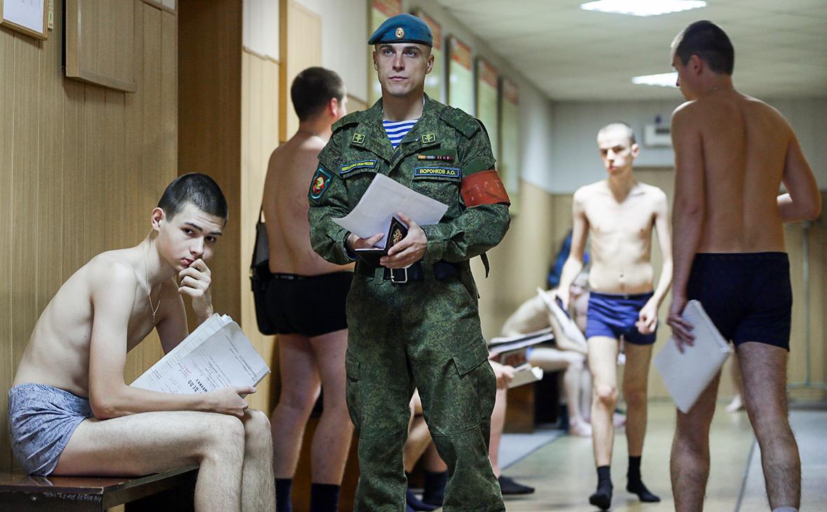 Призыв в Астраханской области идет в штатном режиме